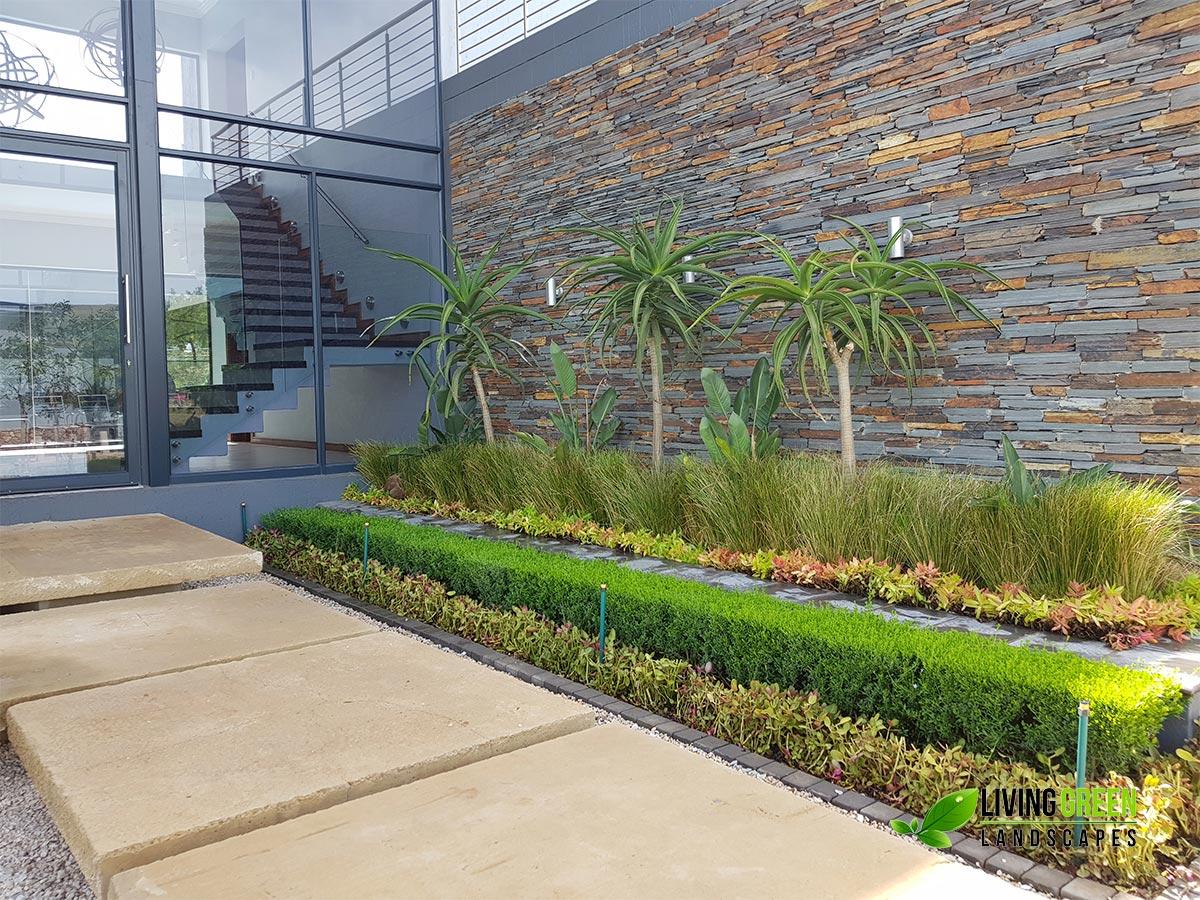 Bespoke Landscaping Design & Installation | Living Green ...