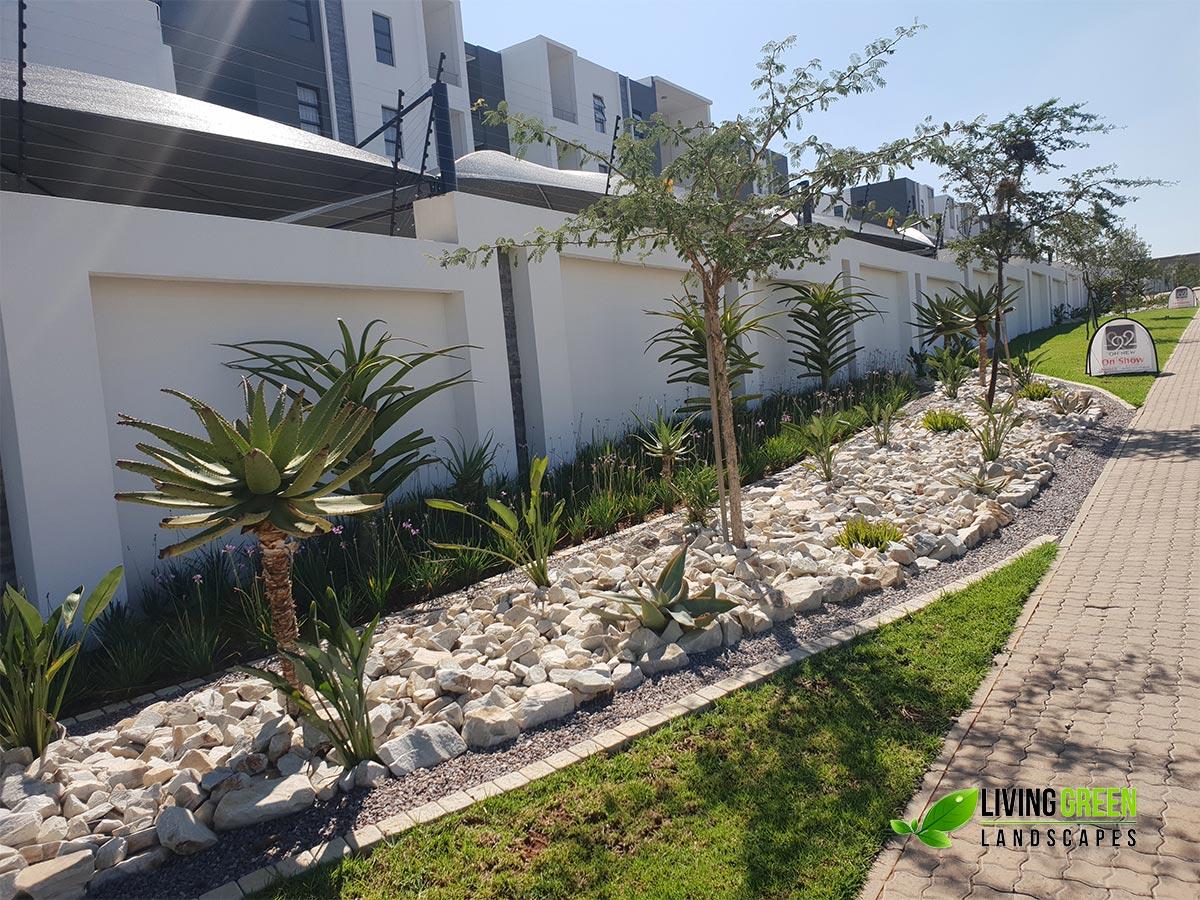 Bespoke Landscaping Design & Installation  Living Green Landscapes