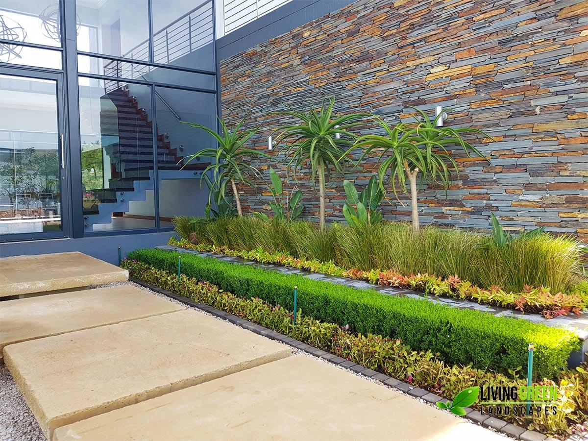 Landscaping & Garden Design Johannesburg   Living Green Landscapes
